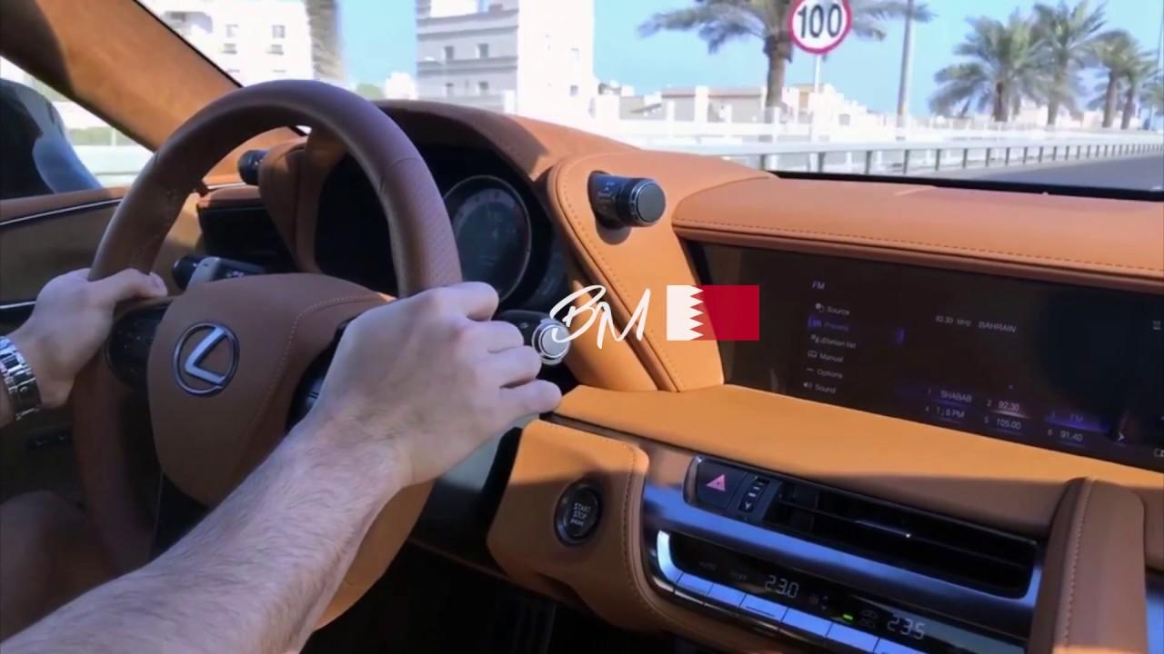 Lexus Lc500 2018 Acceleration Youtube