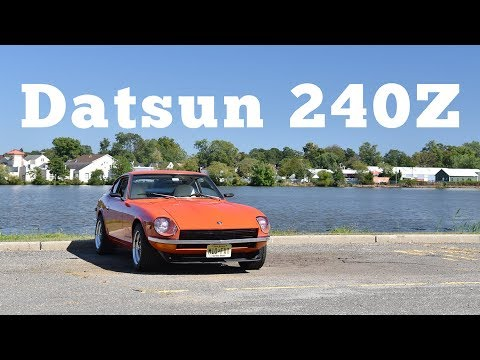 1972 Datsun 240Z: Regular Car Reviews