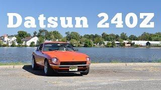 homepage tile video photo for 1972 Datsun 240Z: Regular Car Reviews