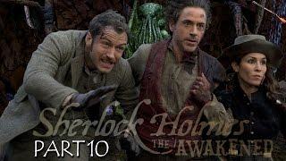 Шерлок Холмс и секрет Ктулху - Опасная трясина. Часть 10