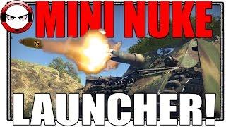 💣German Nuke Launchers! (War Thunder Gameplay)