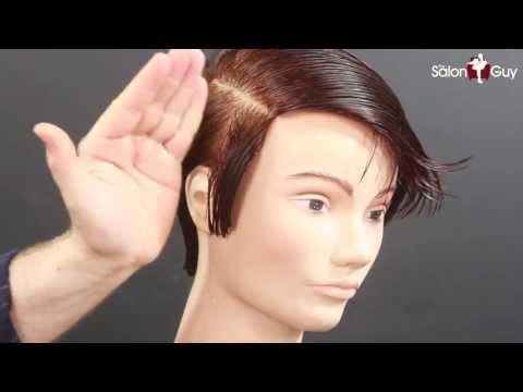 Short Haircut & Style Tutorial