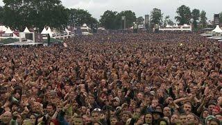 Premiere: Das Musikkorps der Bundeswehr beim wohl größten Heavy-Metal-Festival der Welt