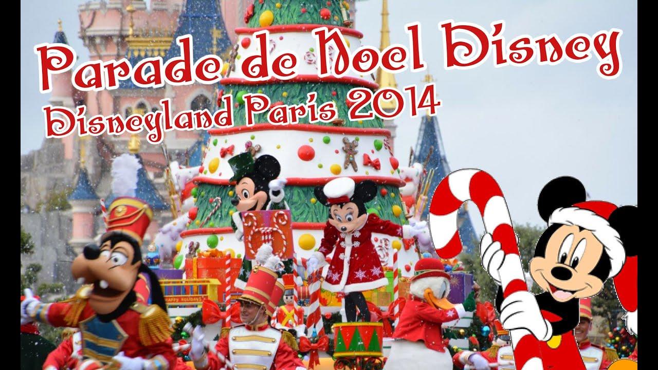 musique parade noel disney 2018 La Parade de Noël Disney   Disney's Christmas Parade | Disneyland  musique parade noel disney 2018