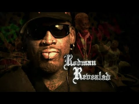 Rodman Revealed (Dennis Rodman Documentary)