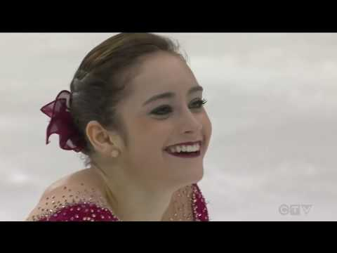 Kaetlyn Osmond 2017 Canadian National Figure Skating Championships - FS