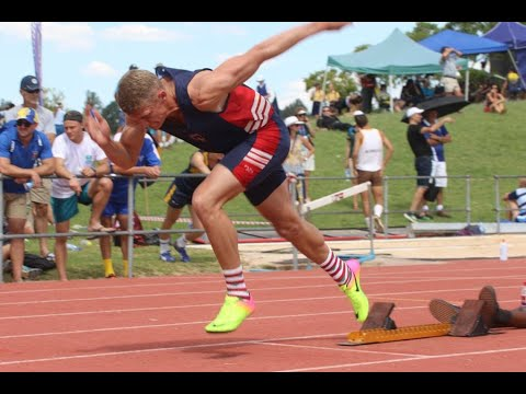 Zander von Stade - USA College Men's Track & Field Recruit,