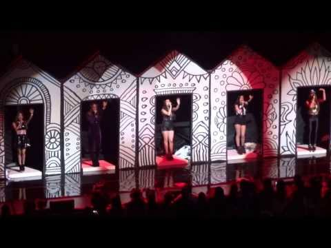 Fifth Harmony - Neon Lights Tour / Verizon Theatre @ Grand Prairie in Dallas, TX (Full Performance)