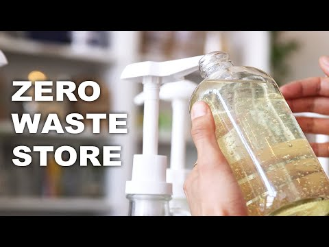 This Zero-Waste Refill Store Should Be Everywhere