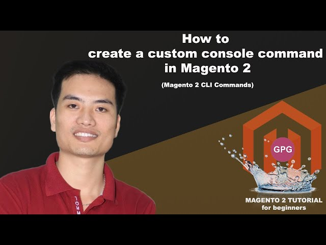 How to create a custom console command in Magento 2 - Rebuild URL Rewrite