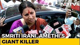 smriti-irani-2019-star-winner-tweets-morning-amethi