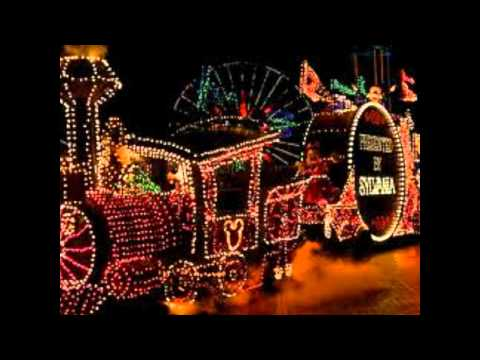 Main Street Electrical Parade music and pics