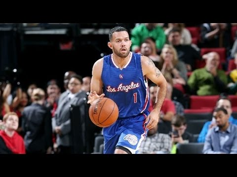 Jordan Farmar 13 pts, 7 ast / LAC @ POR / NBA Pre-Season / October 12, 2014