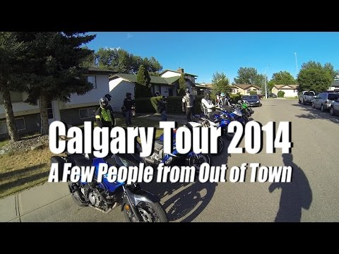 R1Chronicles Calgary Tour 2014