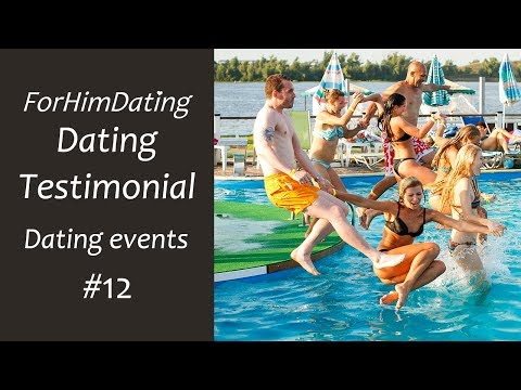 Dating Events - Group Testimonial 12