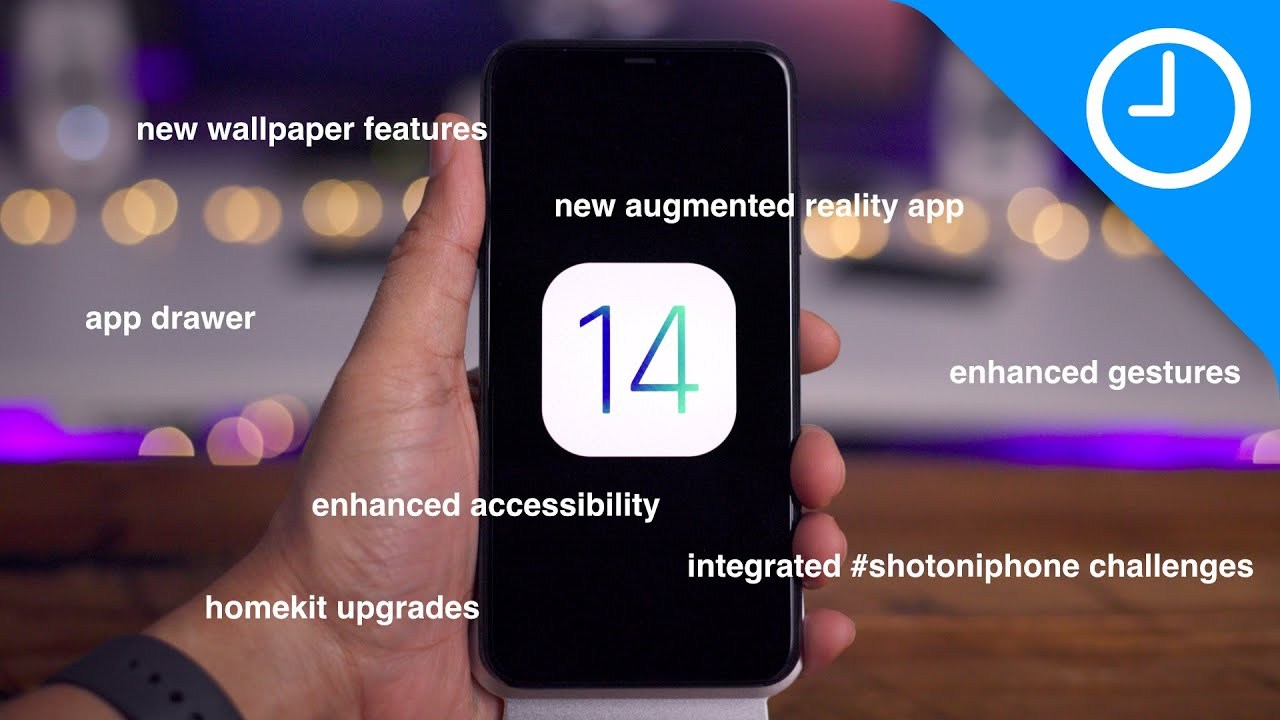 iOS 14 upcoming changes and features! New wallpapers, app drawer, and more!