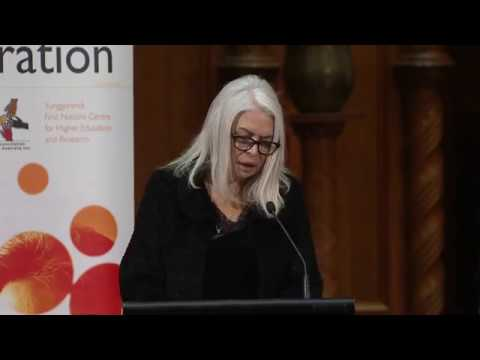 2015 Lowitja O'Donoghue Oration with Professor Marcia Langton - PART 1