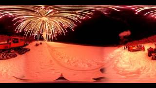 Watch America's biggest firework explode in 360 degrees