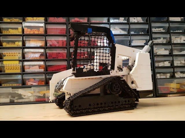 Building a Bobcat T450 Compact Trackloader  [5]