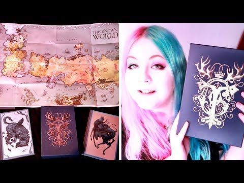 Unboxing A Game Of Thrones | Folio Society Edition