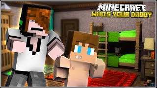 Minecraft: WHO'S YOUR DADDY - BABY STEALS A HELICOPTER
