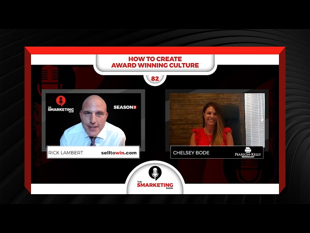 How to Create Award Winning Culture - The Smarketing Show - Episode 82