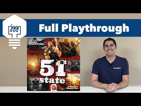51st State: Master Set Full Playthrough