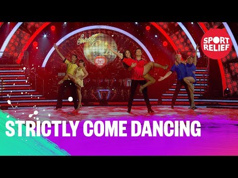 Strictly Come Dancing special - Sport Relief 2018