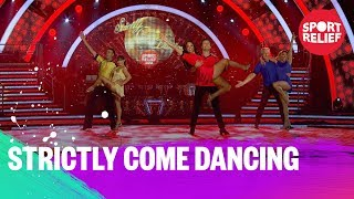 Strictly Come Dancing does Sport Relief 2018 - BBC