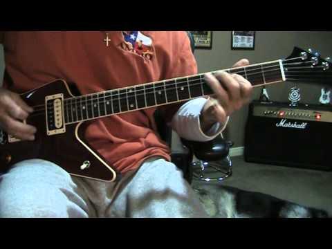 Comin' Home - Lynyrd Skynyrd (Guitar Cover)