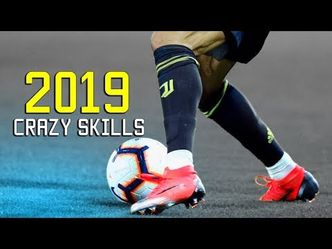 Craziest Football Skills Mix 2019 ● Neymar ● Ronaldo ● Pogba ● Messi ● Mbappe ● Dybala ● HD