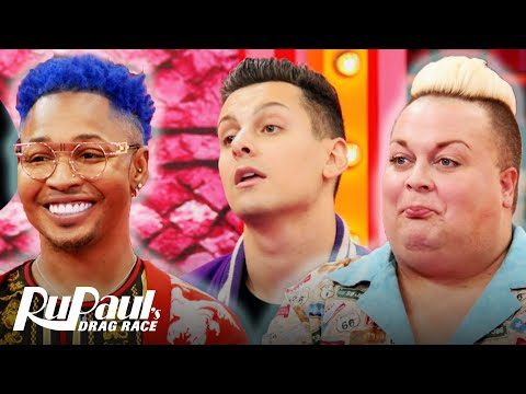 Watch Act 1 of AS6 E6 👑 RuPaul's Drag Race