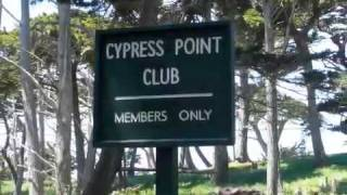Cypress Point: The Greatest Walk In Golf . . .
