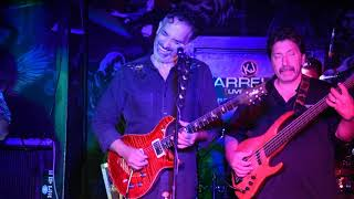Dennis Delgaudio with The mystic playing through Rocknroll Amps Blues Senior 4-6v6