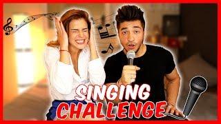 singing challenge avec barbara opsomer