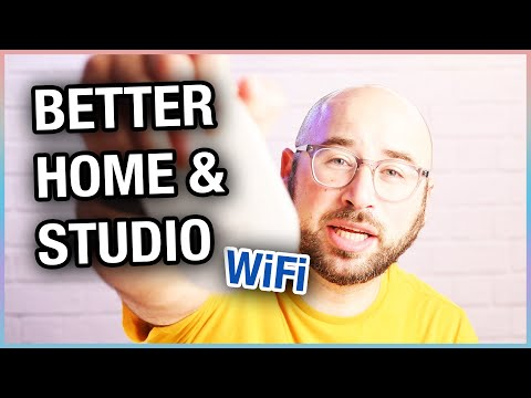 Better Wifi Signal for Your Home or Studio
