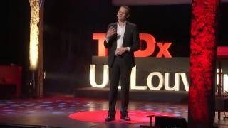 Great leadership starts with self-leadership | Lars Sudmann | TEDxUCLouvain