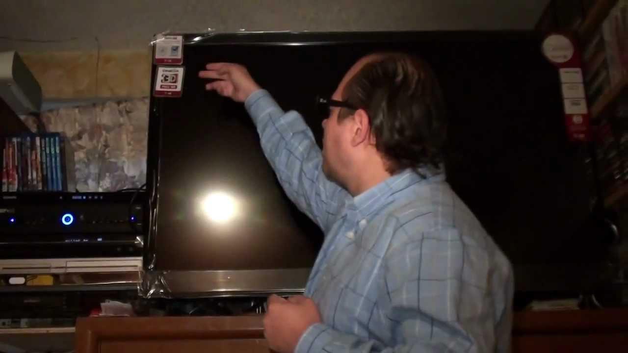LG CINEMA 3D SMART TV LED FULL HD UNBOXING - YouTube dd4492b4a4