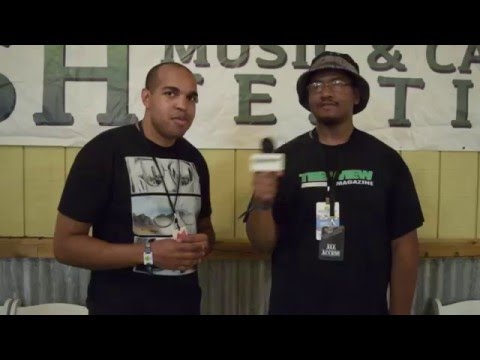 TVM All-Access: Backwoods 2015 Artist Interview - Phuture Phil