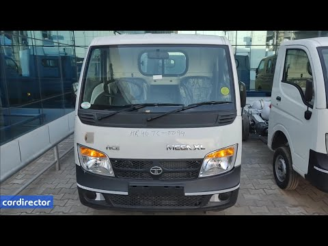 Tata Ace Mega XL 2018 | Tata Motors Ace Mega XL Features | Interior and Exterior | Real-life Review