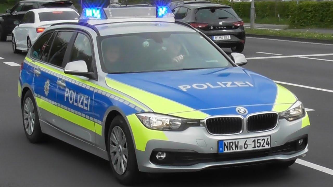 neuer funkstreifenkraftwagen fustkw polizei nrw pk. Black Bedroom Furniture Sets. Home Design Ideas
