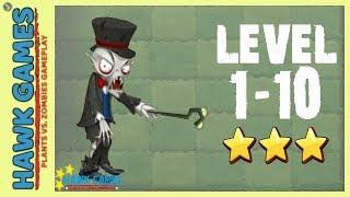 Zombie Farm - Zombie - Level 1-10
