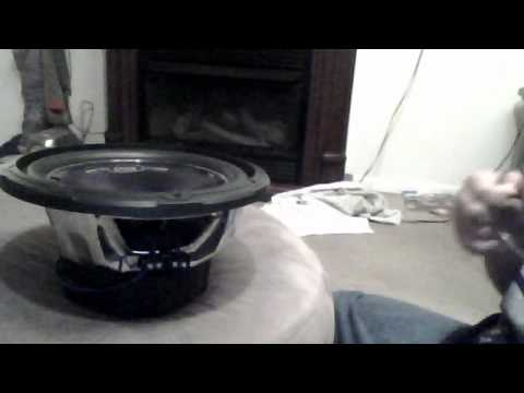 How to wire dual voice coil subwoofers - YouTube