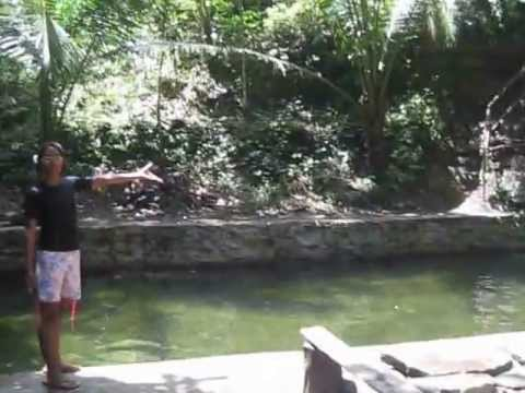 A Video Tour of Dubduban Falls in Tablas, Romblon