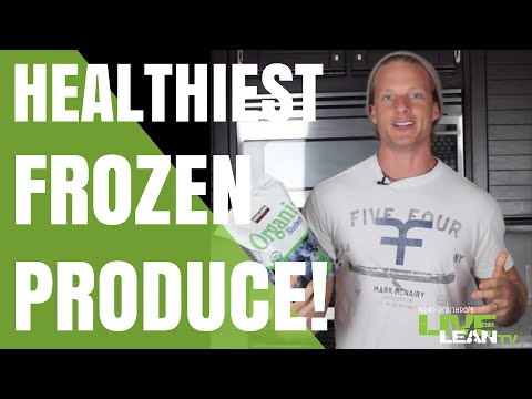 The 3 Best Healthy Frozen Fruits & Vegetables