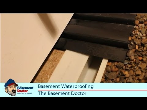 NoWater | Basement Waterproofing System | Blocks Radon Gas | Basement Doctor  Columbus OH