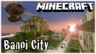 Minecraft - Banoi City HD