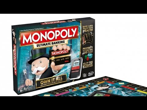 New Monopoly Game Will Drive Players Straight To Bankruptcy - Newsy