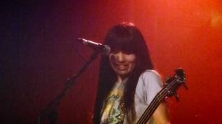 "SHONEN KNIFE: ""SHEENA IS A PUNK ROCKER"" LIVE IN LONDON 11/9/2011 (PT 16 OF 19)"