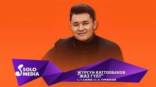 Журсун Каттообеков   Жаз гулу  Жаны ыр 2019